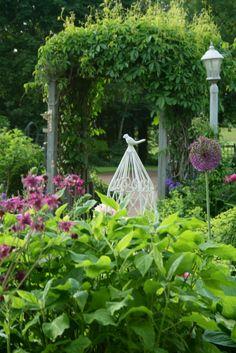 Aiken House & Gardens: June 2011