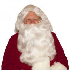 Santa Father Christmas Deluxe Wig & Beard Set £18.50