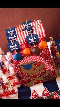Party Pirate Antonio / Aniversário pirata Antonio