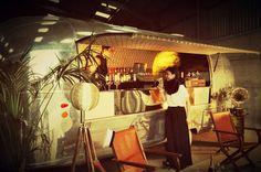 Lola - a Vintage Airstream Bar www.deconoirevents.com