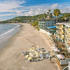 Pacific Edge Hotel - Laguna Beach, CA
