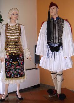 Livanates Folk Museum Greek Traditional Dress, Greek Costumes, Greeks, Museums, Exploring, Folk, Board, Collection, Fashion