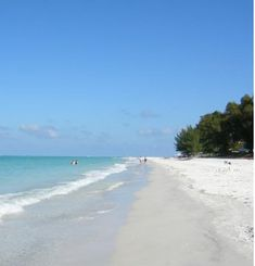 Anna Maria Island has the best beach and everything is walking distance!