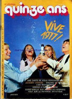 JOURNAL QUINZE ANS (LE) no:136 01/01/1977