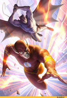 Batman-DC-Comics-фэндомы-The-Flash-807196.jpeg (558×800)