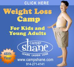 Weight loss camp for adults intern Carrie will be blogging about her 13 week experience at Shane Diet & Fitness Resorts here is her week four.