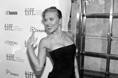 Scarlett Johansson during the Don Jon premiere @ TIFF 2013