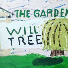 Rose Wylie #rosewylie