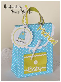 Items similar to Baby Shower Favor Bag (Set of , Backpack Favor Bag, Backpack Box, Personalized Favor, Birthday Gift Box on Etsy Paper Cake, Personalized Favors, Welcome Baby, Backpack Bags, Invitation Cards, Birthday Gifts, Fans, Baby Shower, Envelopes