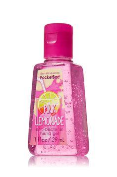 Pink Lemonade PocketBac Sanitizing Hand Gel - Anti-Bacterial - Bath  Body Works