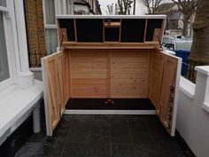 All sheds fitted with a secure anchor point to chain your bikes to. Lowrider Bicycle, Bmx Bicycle, Motorized Bicycle, Storage Bins, Diy Storage, Storage Ideas, Bicycle Storage Garage, Bicycle Paint Job, Custom Sheds
