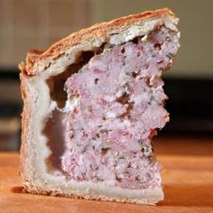 I feel like I've mastered a mysterious, secret art. I made a pork pie, and it was easy. More than that, it tasted astounding. Start with the pastry. The pastry is unusual as… Pastry Recipes, Meat Recipes, Cooking Recipes, Savoury Recipes, Charcuterie, Pork Pie Recipe, Savory Pastry, Savoury Pies, Gourmet