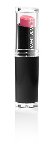 wet n wild Megalast Lip Color, Pinkerbell, 0.11 Fluid Oun…
