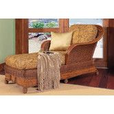 Found it at Wayfair - Boca Rattan Moroccan Fabric Chaise Lounge