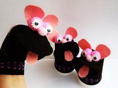 Maňásek  ponožkáček . č.965