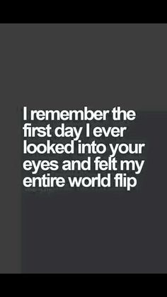You sat across the table from me. Even during our first meeting, being with you was....natural. You always had that special look in your eye. I'll never forget....