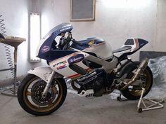 1999 Honda VTR1000F Firestorm Rothmans Racing bike
