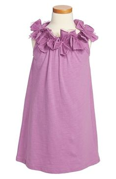 ef71aa86ba Tea Collection 'Blooming Lily' Shift Dress (Little Girls & Big Girls) |  Nordstrom
