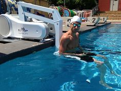 1000 images about pool lifts on pinterest portable - Swimming pool wheelchair lift law ...