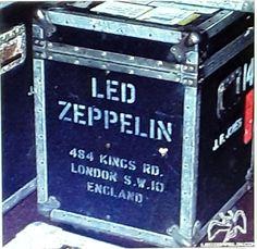 Rock Artists, Led Zeppelin