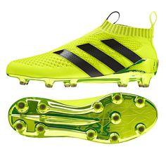 adidas X 16.1 FG Junior Speed of Light Pack Fußballschuhe mit Techfit Socke rot