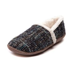 Shop for Womens TOMS Slipper in Blue at Journeys Shoes.