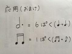 (ピアノ初心者向け)6/8拍子の数え方・弾き方その① | はんなりピアノ♪ Math, Learning, Music, Musica, Musik, Math Resources, Studying, Muziek, Teaching