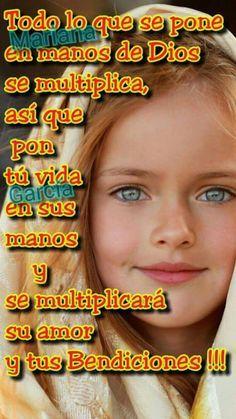 Palabras Perfectas… La Palabra de Dios - Comunidad - Google+ God Is Good, Beautiful Children, Good Morning, Pray, Life Quotes, Spirituality, Bible, Community, Good Things