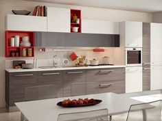 SWING   Cozinha by LUBE INDUSTRIES S.R.L.