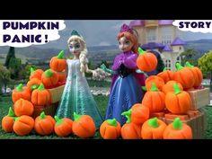 DisneyCarToys Frozen Elsa Kids Toys Disney Princess Magic Clip Dolls Polly Pocket Dress Up Dolls - YouTube
