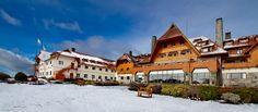 O imponente Hotel Llao Llao, localizado em #Bariloche. #Argentina #Travel #LitoralVerde #argentinatotal