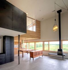 farm in rural Wisconsin and hire Alchemy Architects and Empire Development and Construction