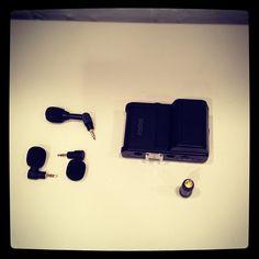 iPhone 4s audio recording accessories