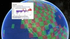 Reserachers bring extensive world temperature records to Google Earth