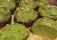 Healthy Matcha Muffins Recipe -  Very Delicious. You must try this recipe!