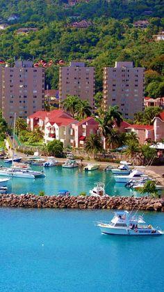 Port of Ocho Rios, Jamaica. | Stunning Places