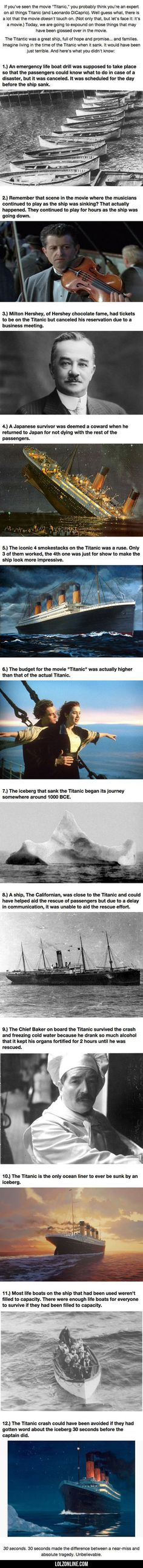 If You've Seen The Movie Titanic, You Probably... #lol #haha #funny