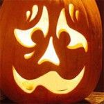 This Free Pumpkin Carving Stencils and Patterns is free for you today to print out! Halloween Pumpkins, Halloween Crafts, Christmas Crafts, Pumpkin Carving Stencils Free, Pumpkin Carving Patterns, Pumpkin Ideas, Pumpkin Decorating, Holidays Halloween, Recipe Cards