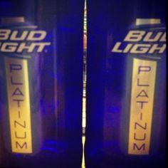 Budlight platinum
