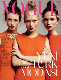 Turkish Vogue