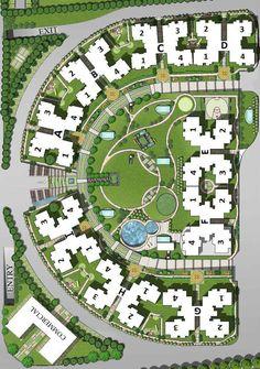 What is Landscape Architecture? Landscape Architecture Drawing, Landscape Design Plans, Concept Architecture, Urban Landscape, Site Development Plan Architecture, Resort Plan, Urban Design Plan, Urban Planning, How To Plan