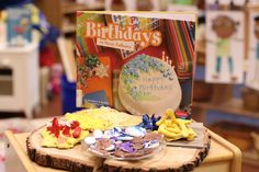 Going Beyond Cupcakes: Reggio Inspired Birthday Traditions Preschool Education, Teaching Kindergarten, Early Education, Early Childhood Education, Homeschool Curriculum, Teaching Kids, Play Based Learning, Project Based Learning, Reggio Inspired Classrooms