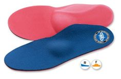 Lynco #425 Insoles Sport Orthotic Insole - Men Size 8 by Lynco. $44.95. Designed specifically for comfort, support and weight redistribution in athletic, walking and comfort footwear. These tri-density orthotics feature a Pro-Shox® top cover for superior cushioning and shock absorption. Pro-Shox's high-tech polyester fibers wick moisture away from the foot and provide a cool, friction free surface to prevent blisters and other foot problems.  -Rearfoot Posted - Cont...