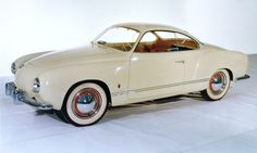 1953 VW Karmann Ghia Prototype
