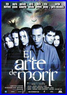 EL ARTE DE MORIR: una de las mejores películas Terror teen españolas (o la mejor).