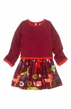 Main Image - Masalababy Forest Hills Dress (Toddler Girls, Little Girls & Big Girls)
