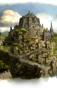 fantasy art It takes a brave type to take on role playing game Bravely Default - especially with battles this tough.
