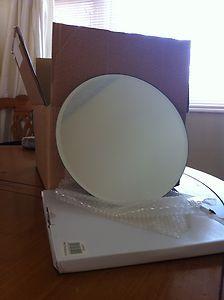 Mirror plates x 9 - 30m round | eBay | Wedding ideas | Pinterest ...