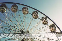 Ferris Wheel Photography by Doucette Designs