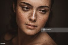Stock Photo : She's a natural beauty